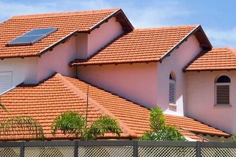 Concrete Tile Roofing Installation in Denver