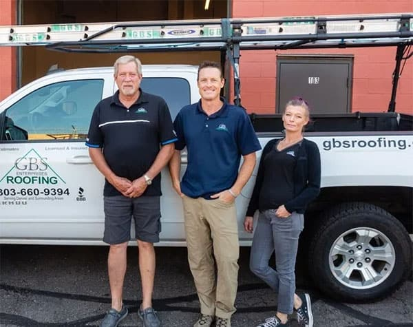 GBS Roofing Staff in Denver