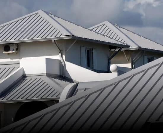 Metal Panels Roofing Installation in Denver