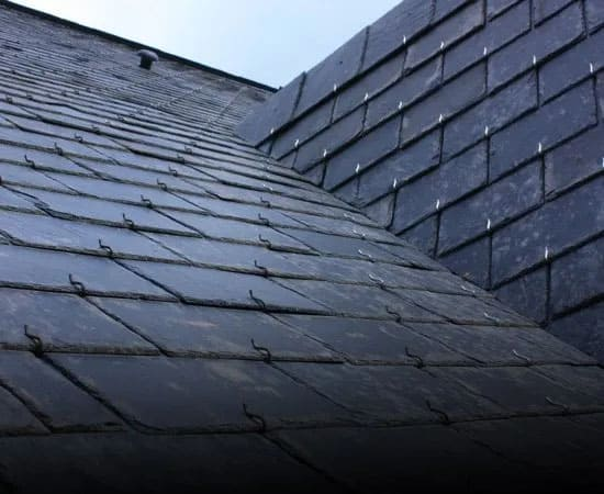 Slate Roof Shingles Installation in Denver